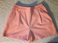 Short en orange Houdan, 78550