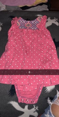 Baby girl clothes 0-6 South Jordan, 84009