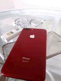brand new red iphone 8 plus 256gb  Chicago