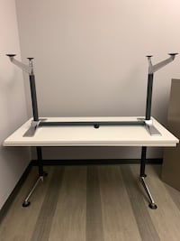 59x29 White Tables (Brand New) Mississauga, L4W