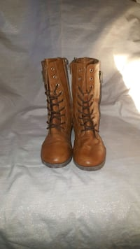 Women's Faux Leather Boots
