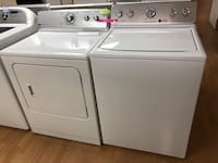 Maytag white washer and dryer bundle  Woodbridge, 22191