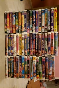 Vast VHS collection  Houston, 77079