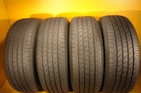 265/60R18 MICHELIN LATITUDE 265 60 18 (4) USED Fort Lauderdale