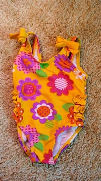 6 MONTH (GEORGE) BATHING SUIT