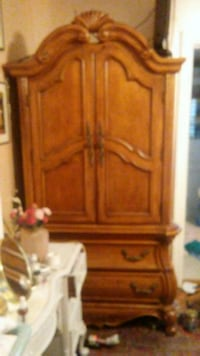 French TV Cabinet, Armoire Oklahoma City, 73107