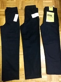BNWT Navy Blue School Uniform Style Pants  Toronto, M9A 3J9