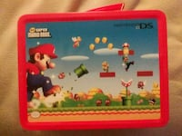 Nintendo DS red w case and lunch box Danvers, 01923