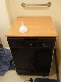 black and brown wooden cabinet Portland, 97209