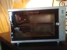 Sterilizer for spamanicure,  tattoo guns and medical instruments Joe