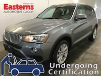2015 BMW X3 xDrive28d Sterling, 20166