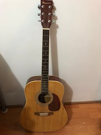 Burswood guitar
