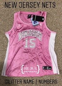New Jersey 'Nets', Girls Jersey. Montgomery Village, 20886
