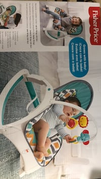 Newborn-to-toddler portable rocker (New) box never opened Pickering, L1X 2M5