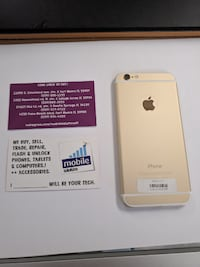 IPHONE 6 64GB LIKE NEW  null