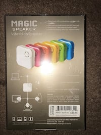 MAGIC SPEAKER PINK new