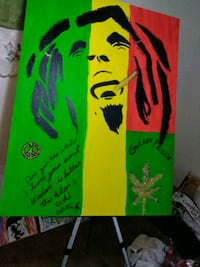 Bob marly canvas painting  Akron, 44307