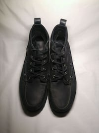 Timberland 5eye chukka leather boots Men's 10 Vancouver, V6A