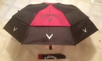 NEW CALLAWAY COMPACT LARGE GOLF UMBRELLA FOR SALE! Mississauga