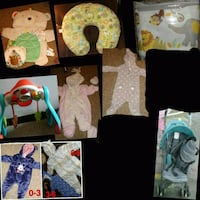 baby's assorted clothes Mount Pleasant, 53406