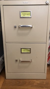 2 drawer file cabinet San Francisco, 94103