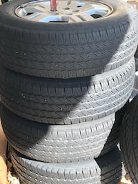 Vehicle tire set Alexandria, 22310
