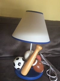 Children's sport lamp