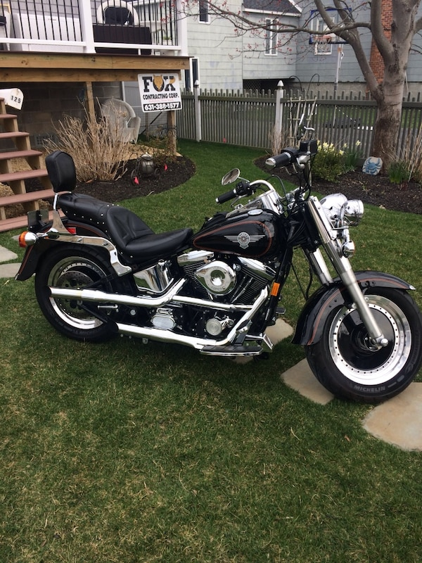 Harley Davidson Fatboy 1994 PRICE REDUCED-AGAIN!!- N UPDATED IGNITION