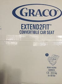 Brand new car seat still in the box Surrey, V3S 5X6