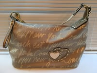 Genuine Coach purse. New York style  Markham, L3P 6J3