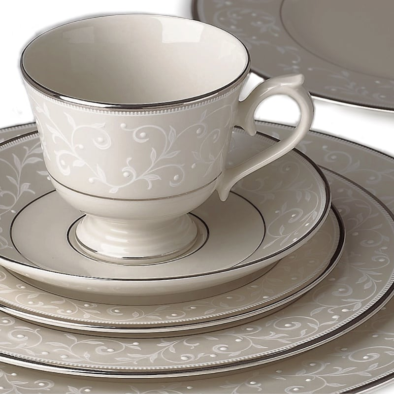Lenox Pearl Innocence China collection