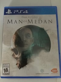 PS4 game Man of Medan