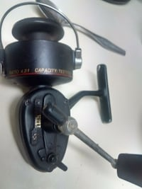 black and gray fishing reel Claymont, 19703