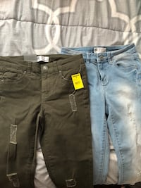 RSQ Ibiza Skinny jeans size 8 (2 pairs) Santa Fe Springs, 90670