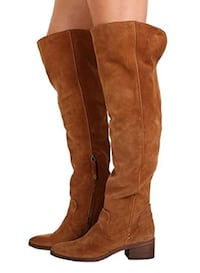 New Dolce Vita Over the Knee Boots Retail $250 1940 mi