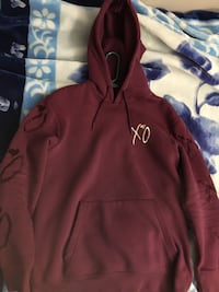 The Weeknd's H&M Collection Hoodie Brampton, L6R 1P3