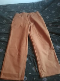 Dakota work pants brand new got the wrong size and took the tag off null, V1B 3S4