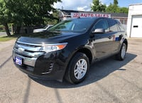 2011 Ford Edge Automatic/Comes Certified/Backup Sensors Scarborough, ON M1J 3H5, Canada
