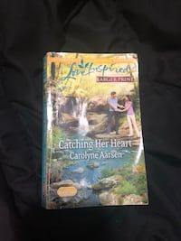 Paperback book Catching Her Heart Conway, 72032