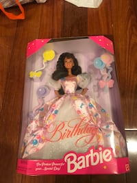 Birthday Barbie 1996 NIB Long Beach, 90808