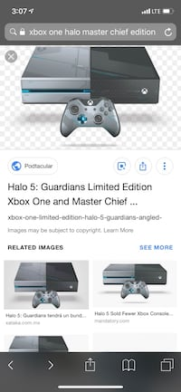 Xbox One console with controller screenshot Frederick