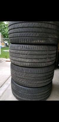 """4 20"""" continental tires Chicago, 60632"""