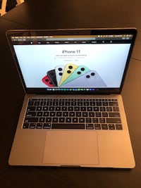 2018 MacBook Pro 13-inch almost brand new condition Richmond, V6X 0N9