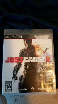 Just cause 2 game for ps3  Brampton