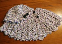 white and purple knitted textile Roanoke, 24013