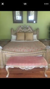 American Drew King Bedroom set Tampa
