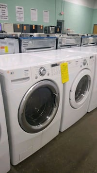 Lg washer and electric dryer set  Stony Brook, 11790