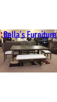 brown and white sectional couch Houston, 77055