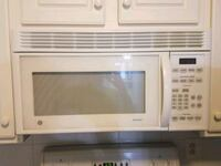 Over range microwave unit Gaithersburg, 20878