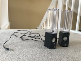 SoundSOUL Water Speakers WITH BOX